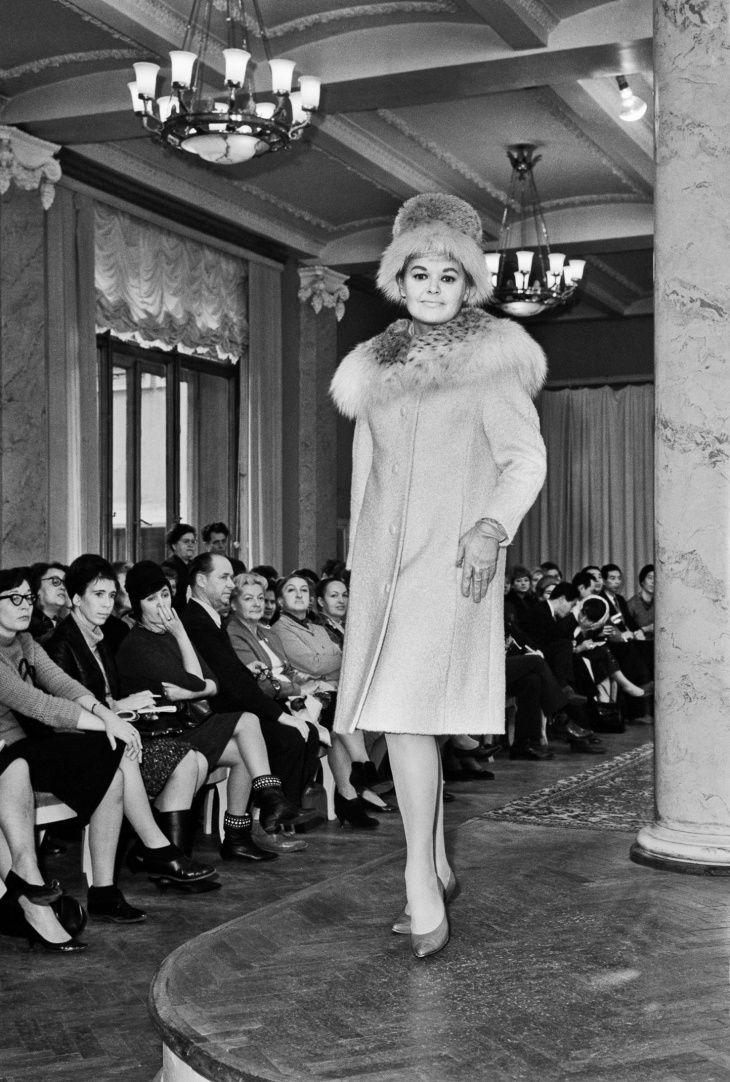 Фото королевы в советские времена