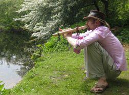 Leer Didgeridoo Spelen in Den Haag als u Slaap-apneu & Astma heeft. Bewezen effectief!