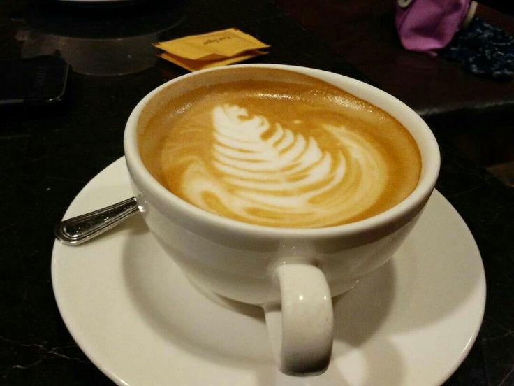 #Cappuccino#etihadairways#abudhabi#bro's cappuccino