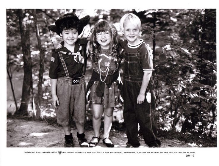RK196 Dennis the Menace 1993 Mason Gamble Amy Sakasitz ... Amy Sakasitz Dennis The Menace