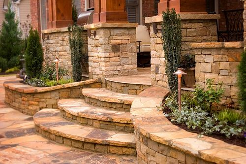 Duluth Cascading Stone Stairs by Innovative Outdoors LLC, via Flickr