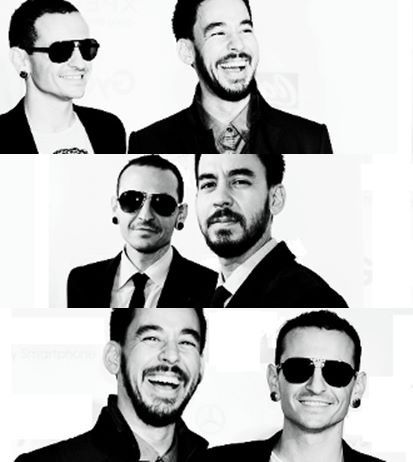 Chester Bennington and Mike Shinoda - Linkin Park