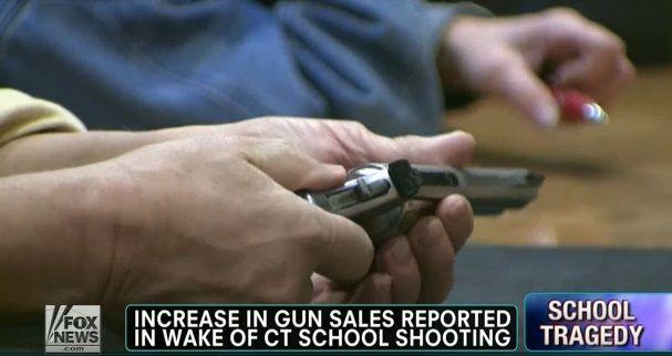 NRA Memberships And Gun Sales Soar After Sandy Hook Shootings