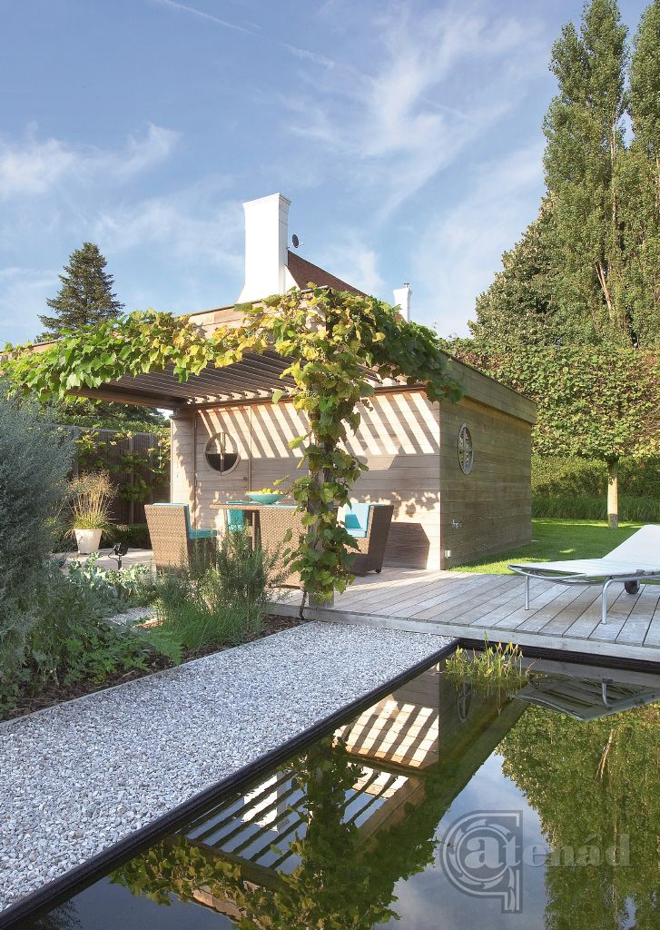 Camargue  terrace covering by Renson