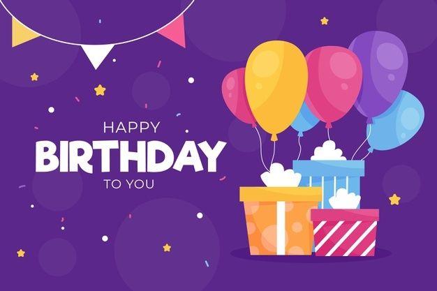 Download Hand Drawn Birthday Background Style For Free Happy Birthday Writing Birthday Background Birthday Background Design