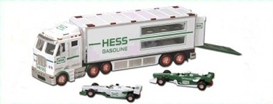 Hess Toy Trucks 2000-2009 - unauthorized