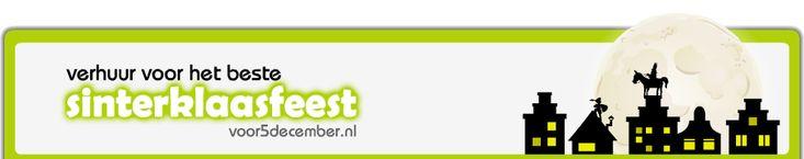 Sinterklaaspak verhuur en Zwarte Piet pak verhuur, huren, Sinterklaas, Voor5december.nl