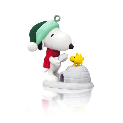 Winter Fun with Snoopy