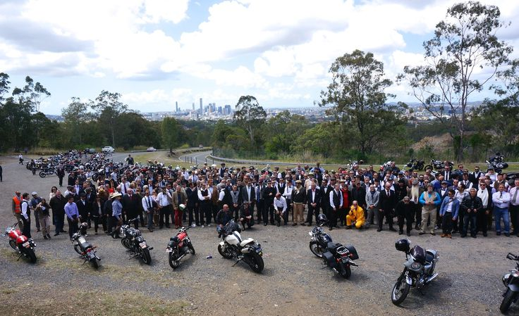 Distinguished Gentlemen's Ride in Brisbane. Read all about it: http://motorbikewriter.com/distinguished-gentlemens-ride-success/