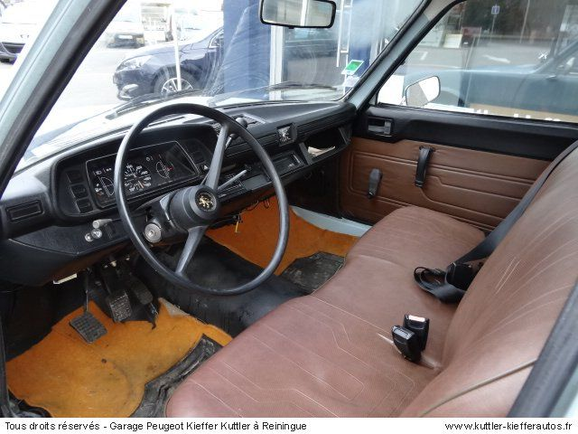 PEUGEOT 504 PICK UP 1984 - Occasion auto PEUGEOT 504