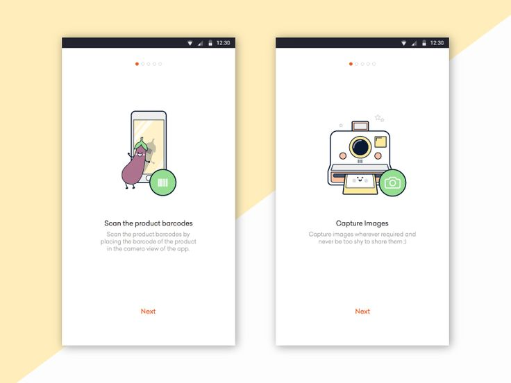 Hey,  Here are a couple of iterations for one of the apps we've been working on at Grofers.  Press L to show some love. Follow to stay updated on what's brewing at Design@Grofers.