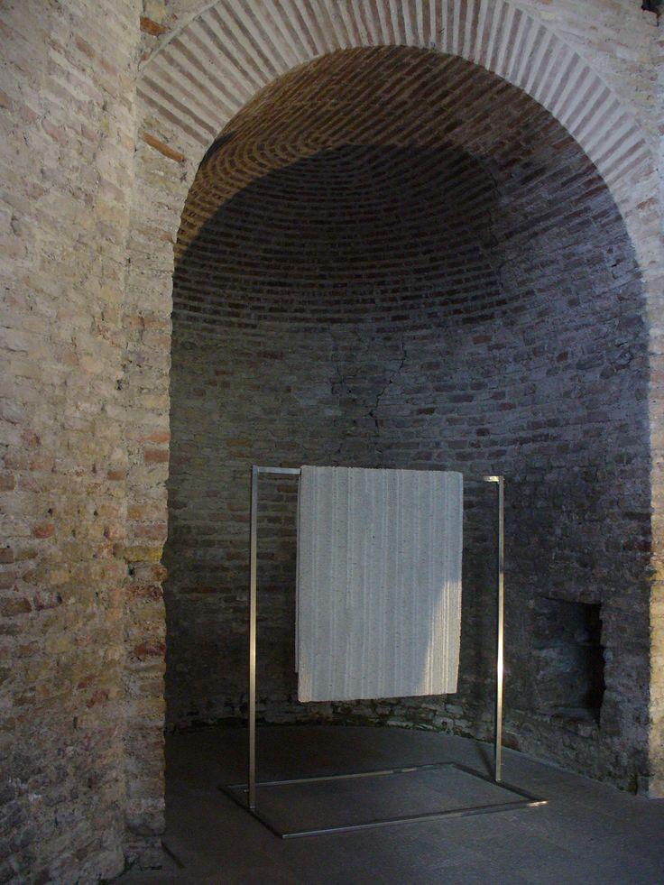 CaCO3, Immersione, 2011, Ravenna, Battistero degli Ariani #mosaic