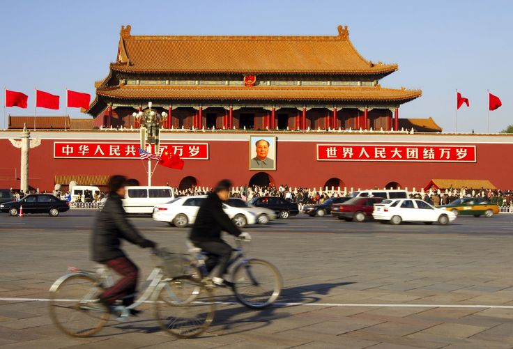60 landmarks you must see before you die- TIANANMEN SQUARE & GATE OF HEAVENLY PEACE (BEIJING, CHINA)