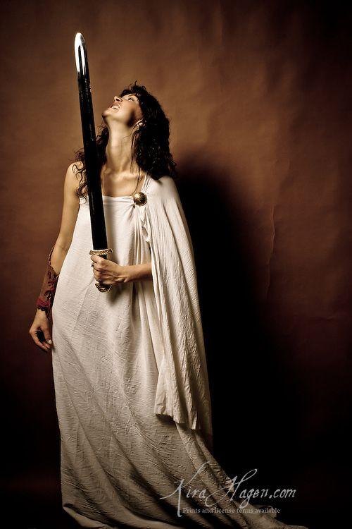 Greek Woman Warrior 34 best Midnight in Pa...