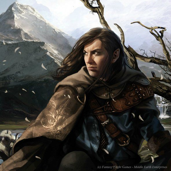 Elrohir  (Fantasy Flight Games - Middle Earth Enterprises)