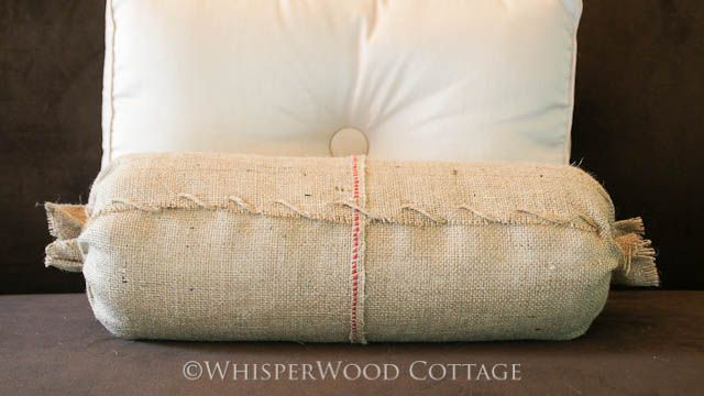 Shabby Chic Body Pillow Cover : 1000+ images about Pillow Yammerin on Pinterest Pillows, Ruffle pillow and Shabby chic pillows