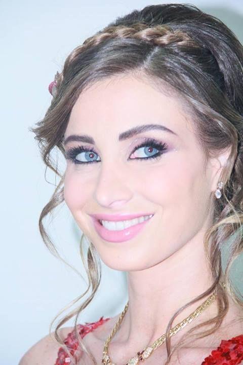Anabella Hilal Makeup Pinterest