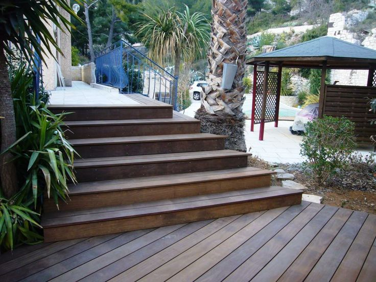 Kebony Clear - New Private Terrasse France