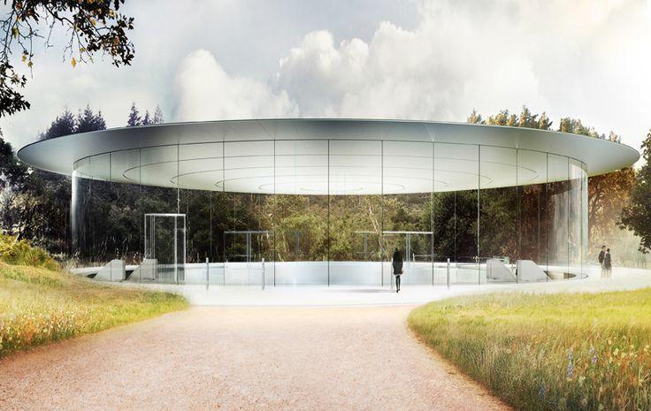 El pasado mes de abril del presente año, Apple anunció la apertura de su nuevo cuartel el llamado Apple Park. Un espacio de 71 hectáreas destinado #Tecnología #Apple #ApplePark #SteveJobs #SteveJobsTheather