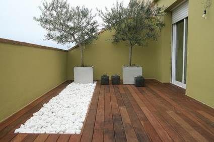 Suelos de madera para exteriores