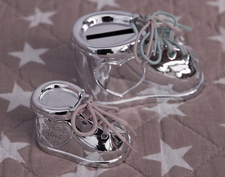 #firsttooth #savingsbox #shoe