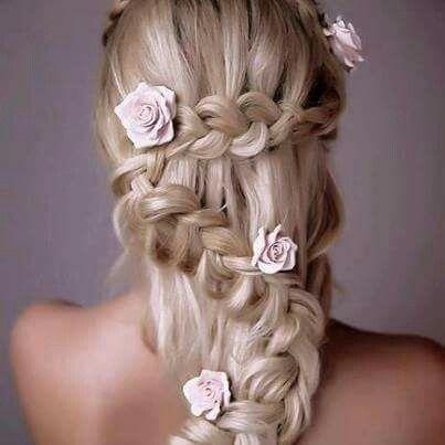 Flawless | ●○•°《☆Wedding hairstyles☆》°•○● | Pinterest | Wedding, Wedding Hairstyles and Wedding trends