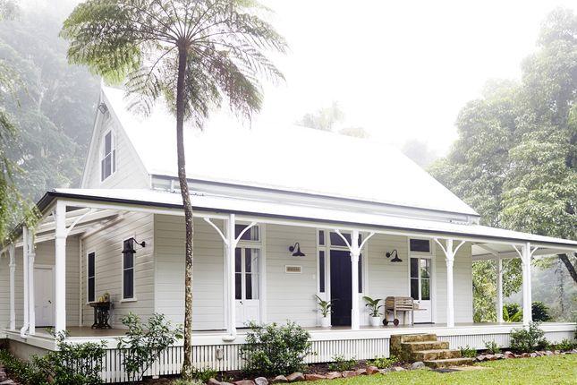 Front of House: Bencluna Byron Hinterland est 1893 in Byron Bay Hinterland