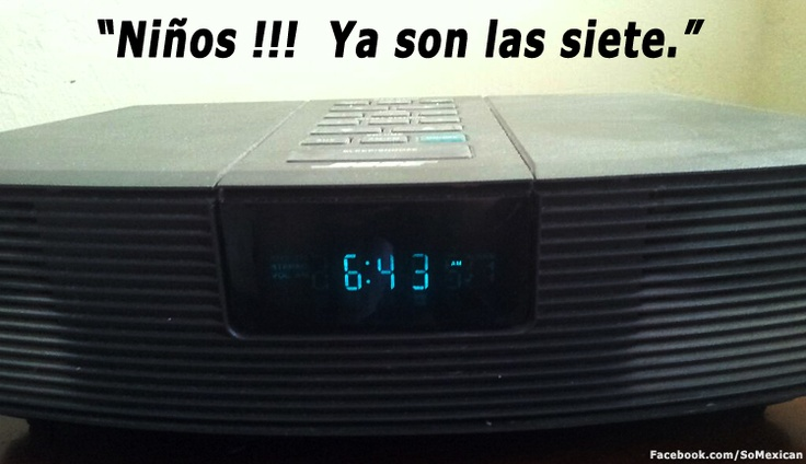 Every morning, all my life! Love you Ama!