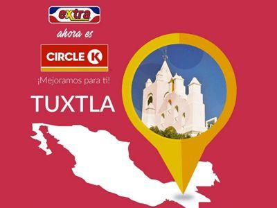 Circle K Tuxtla Gutierrez