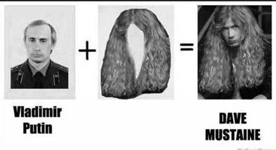 Dave Mustane's (Megadeth) day job :)