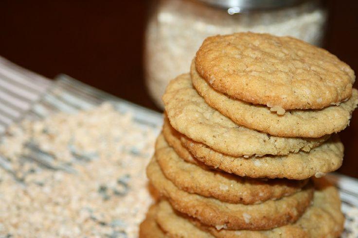 Biscuits Tendres à l'avoine sans Beurre Pour visionner la vidéo, abonnez-vous à la chaîne http://www.youtube.com/recettesmaroc2