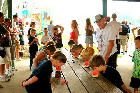 watermelon eating contest - Google Search