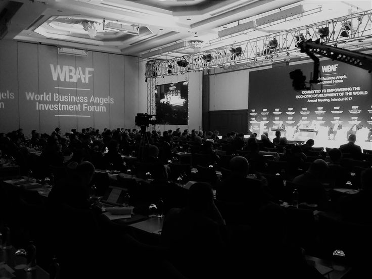 Attending the World Business Angels Investment Forum #wbaf #businessangels