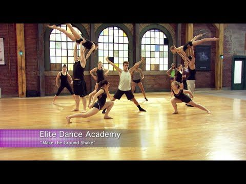 "The Next Step - Extended Dance: Elite ""Make the Ground Shake"" - YouTube"