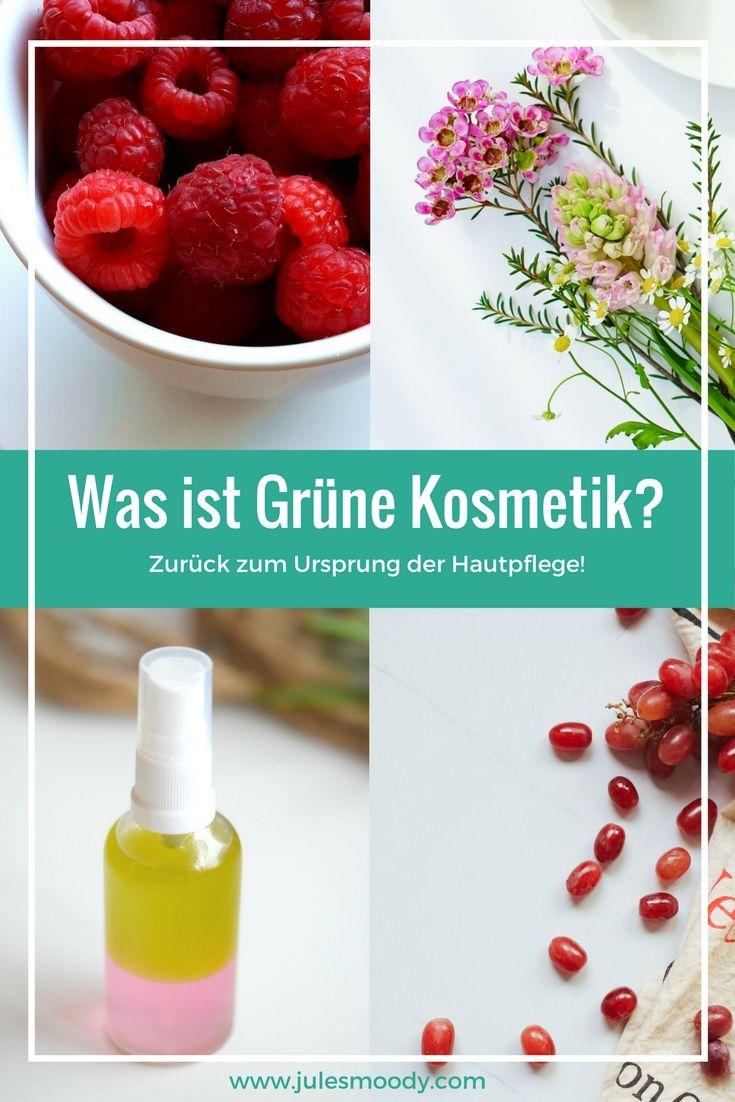 Naturbelassene Kosmetik zum Selbermachen aus hochwertigen natürlichen Zutaten wie Kräutern und Pflanzen - das ist Grüne Kosmetik!