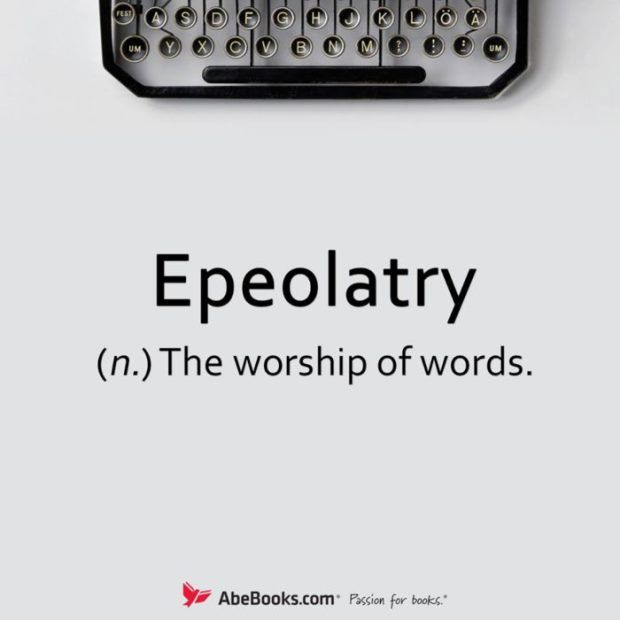 We love learning new words like epeolatry. To learn more travel words you might not know, follow and like our board! SQM is a market research company that pays you to dine, travel, spa and shop. Learn more here: www.sqm.ca/welcome the worship of words