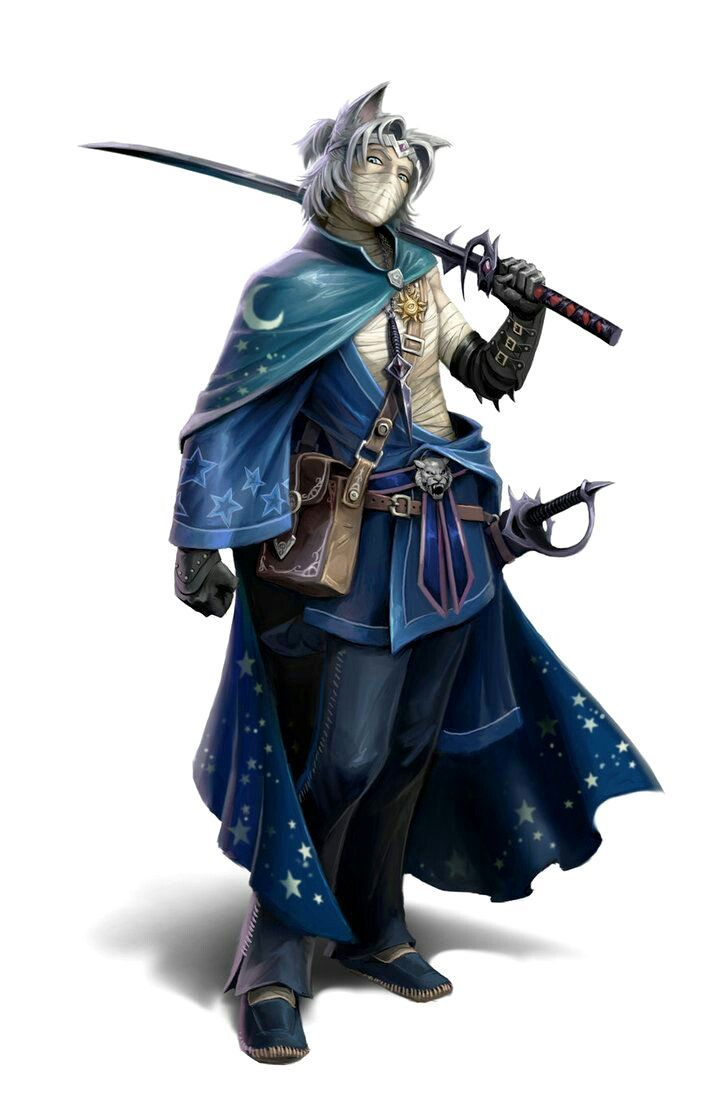 Image result for d&d female tabaxi | character art in 2019 ...