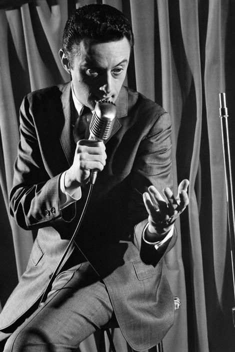 """Lenny Bruce http://alesario.tumblr.com/post/37860730359/lenny-dennis-stock     -  Saw a play """"Lenny"""" with Ted Schwartz playing the role. 11th  Street Theatre- Chicago"""