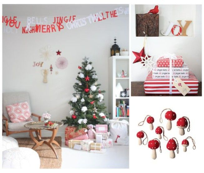 Christmas Decor Trends 9 Interior Decorating Trends for Christmas 2014  Order your Balsam or Fraser Fir
