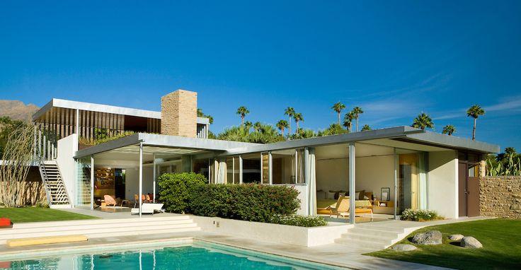 Richard Neutra - Kaufmann Desert House 1946