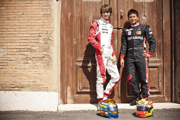 #Race Winners 2010#Lotus GP#Esteban Gutierrez#Marussia Manor Racing#Rio Haryanto