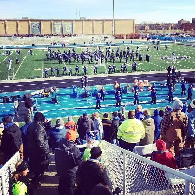EIU Football; Charleston Illinois