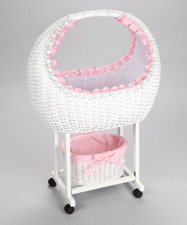 Take a look at this Megan Doll Crib Cot by Regal Doll Carriages on #zulily today!