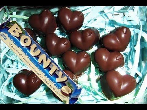 Ricetta, cioccolatini al cocco, simil bounty.