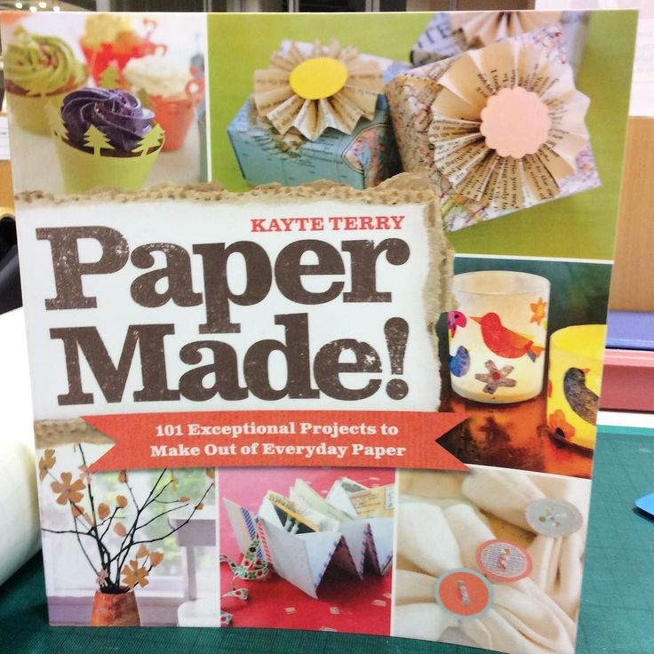 Fresh addition to our #nonfiction collection #papercraft #librariesofinstagram