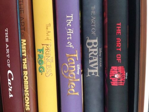 I want all of these books. I WANT THEM SO BADLY. And the Frozen one even though it isn't on there