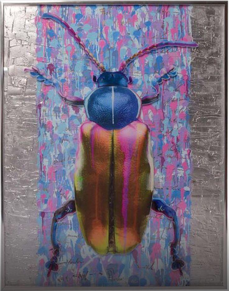 Bubblegum, Dominic Vonbern, artwork, www.dominicvonbern.com 3mm acrylic, spray, market, pen on canvas