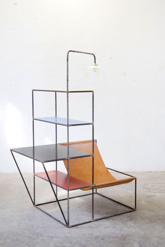 installation S   Muller Van Severen