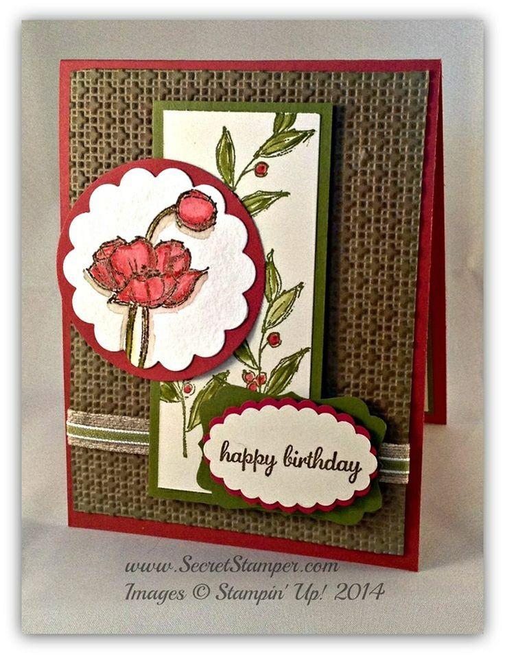 Birthday Card ideas Pinterest