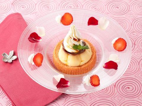 ゴージャスロールケーキ  https://recipe.yamasa.com/recipes/825